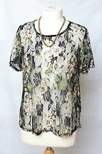 Dorothy Perkins Lace Scoop Neck Tops & Shirts for Women