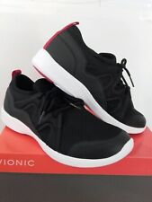 6d0ff7b36330 Vionic Women s Sky Storm Active Sneaker Black Size 7 UK ...