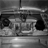 VW Kamper Bus 1956 OLD CAR ROAD TEST PHOTO 11