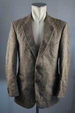 Harris Tweed vintage Sakko jacket Blazer Schurwolle Gr. M - L 40 Trend