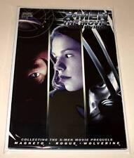 X-MEN : The MOVIE - BEGINNINGS  Marvel Softback Graphic Novel Book 2000 VFN