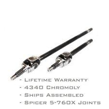 Infinity Series Chromoly Front Axle Shaft Pair Jeep Dana 30 TJ  XJ 27 Spline