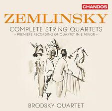 Zemlinsky / Brodsky Quartet - String Quartets [New CD]