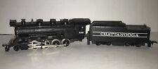 TYCO HO Locomotive Steam Train Engine Chatanooga 638 Coal Tender