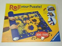 Ravensburger Roll Your Jigsaw Puzzle inflatable tube puzzle storage 300-1500