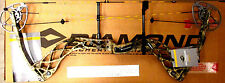 New Diamond Bowtech CARBON Deploy SB Compound BOW Knight MO COUNTRY CAMO 70lb