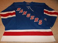 Vtg-1990s New York Rangers Gretzky Era Starter Brand Hockey Jersey