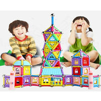 103Pcs Educational Creative Magnetic Sticks Building Blocks Toys Superb Gift