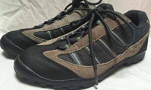 Shimano SH M021 G Mountain Cycling Bike Shoes EU 39 sz 6 Beige Lace Up