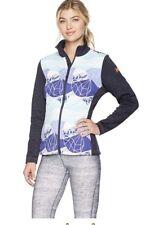 Brand New Helly Hansen Women's Graphic Fleece Jacket - Small