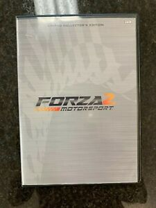 Forza Motorsport 2 - Limited Collector's Edition (Microsoft Xbox 360, 2007)