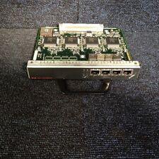 CISCO PA-4E    4-Port Ethernet 10BaseT Port Adapter