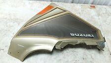86 Suzuki GV 1400 GV1400 Cavalcade left side upper fairing cowl panel