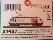 "LGB 21427 Rhb-ellok Ge 4/4 III ""coop"""