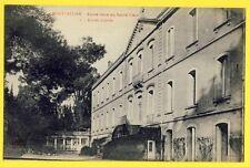 cpa RARE 34 - MONTPELLIER (Hérault) ÉCOLE LIBRE du SACRÉ COEUR Entrée latérale