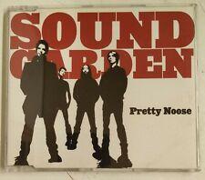 Soundgarden Pretty Noose Cd-Single UK 1996