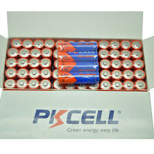 64 Pack PKCELL MN1500 AA 2A Double A Bulk 1.5v Alkaline Batteries Lot  EXP.2026