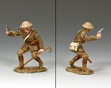 King And Country Ww1 Aussies en war-advancing Officer (Queensland fw189-q Metal