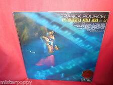 FRANCK POURCEL Orchestra nella sera 8 LP ITALY 1967 EX+ Beatles Adamo