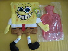 SPONGEBOB SQUAREPANTS PLUSH HOT WATER BOTTLE