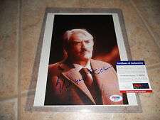 Gregory Peck Signed Autographed 8x10 Photo PSA Certified #1