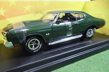 CHEVROLET CHEVELLE BALDWIN MOTION SS454 1/18 AMERICAN MUSCLE ERTL 36675 voiture