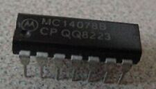 MC14078BCF 14-PIN  IC NOS ** Lot of 5 IC Chips **