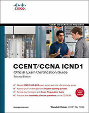 CCENT/CCNA ICND1 Official Exam Certification Guide (CCENT Exam 640-822)