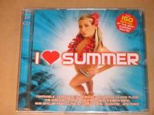 BOITIER 2 CD / I LOVE SUMMER / 2007 / NEUF SOUS CELLO