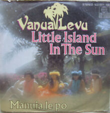 "7"" 1981 KULT ! VANUA LEVU Little Island In The Sun /VG"
