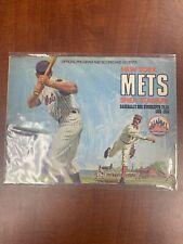 1969 New York Mets Vs. Los Angeles Dodgers Scored Program