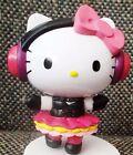 Hello Kitty Stylist Artist DJ Look Style Figure Figurine Toy Accessory PVC H7cm