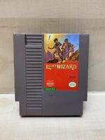 Legacy of the Wizard for Nintendo NES (1989, Broderbund) Cart Only, Tested Works
