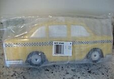 KATE SPADE New York Nouveau York Yellow Taxi Cab Leather Clutch Bag Purse - NWT