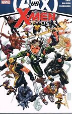 X-Men Legacy: Avnegers vs X-Men by Gage & Sandoval TPB 2012 Marvel Comics