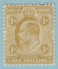 CAPE OF GOOD HOPE 70 MINT LIGHTLY HINGED OG * NO FAULTS VERY FINE !