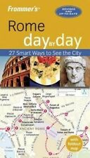 Italy Paperback Travel Guides Frommer's