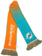 Forever Collectibles NFL Miami Dauphins Fade écharpe NEUF