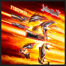 JAPAN BLU-SPEC CD2+HARDCOVER BOOK+STICKER JUDAS PRIEST FIREPOWER DELUXE EDITION