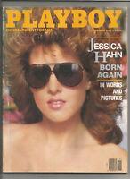 Playboy November 1987 bagged/boarded