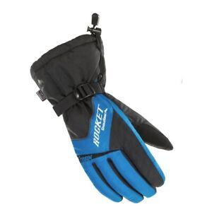 Joe Rocket Snowgear Storm Mens Winter Skiing Sledding Snowmobile Gloves