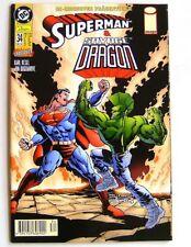 COMICS FÜR 1 Euro: MARVEL DC CROSSOVER - 34 - SUPERMAN vs SAVAGE DRAGON - Dino