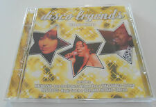 Disco Legends - Boogie Nights (CD Album 2004) Used very good