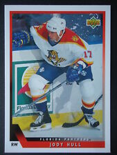 NHL 510 Jody Hull Florida Panthers Upper Deck 1993/94