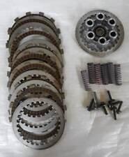 2000 Yamaha R6S Pressure Plate Clutch Steels and fibers, Springs OEM