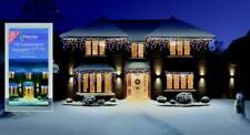 Premier Superbright LED Snowing Icicles