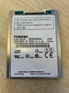 Replacement Toshiba Hard Drive For Apple iPod Classic 5/6th Video 30gb 60gb 80gb