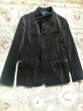 Emporio Armani brown men's blazer/ jacket