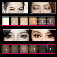NUDE Eyeshadow Palette 12 Colors Shades , Naked Natural Eye Shadow Eye Cosmetic~