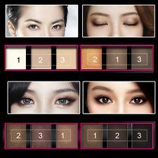 Bronzer Glitter Matte Eye Shadow Cosmetics Eye Palette Makeup Nude Eyeshadow Kit